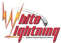 WINNING POST FENCING: White Lightening